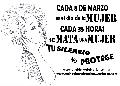 Campa�a contra violencia hacia la mujer en C�rdoba, Argentina