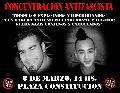 Marcha por el asesinato de dos antifascistas en Burzaco
