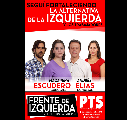 Mendoza: El FIT ser�a la segunda fuerza y deja tercero al FPV
