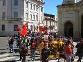 Santa Fe - Acto a 38 a�os del golpe genocida