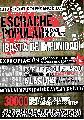 20 de marzo Escrache al acto oficial en Pozo de Quilmes