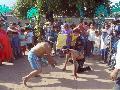 Comunidades guaran�es enterraron el carnaval