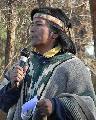 """Mapuches: """"Reconstruir el buen vivir es una tarea enorme para nosotros"""""""