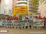 Marcha y acto a 38 a�os del golpe: �Un d�a para no callarse nada�