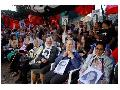 Los santafesinos marcharon por la memoria en otro aniversario del golpe militar