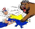 Ucrania en el juego por el poder global