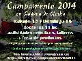 Campamento 2014 en la Reserva Natural Integral y Mixta Laguna de Rocha