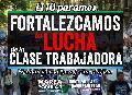 Ante el Paro Nacional del 10 de Abril / Fortalezcamos la lucha de lxs trabajadorxs