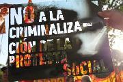 El gobierno debate la represi�n a la protesta social