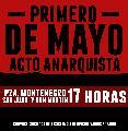 1� de Mayo - Acto Anarquista en Rosario