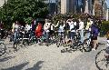 En B�lgica INTAL realiz� caravana cicl�stica por la paz en Colombia