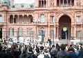 Nora de Corti�as: �Seguimos luchando contra las injusticias�