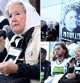 Nora Corti�as se sum� a la jornada contra Monsanto