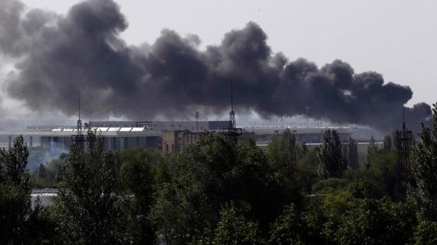 Ucrania: 24 muertos ...