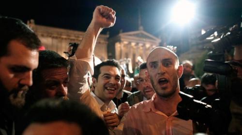 Grecia: La Izquierda...