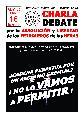Charla-debate sobre los petroleros presos de Las Heras / viernes 16 de mayo