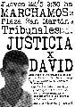 Justicia por David Moreira!