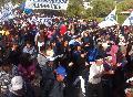 El SEOM moviliz� y dio plazo al gobierno hasta el viernes