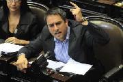 Con gritos y acusaciones el bloque K vot� el traspaso a Naci�n de la ex ESMA