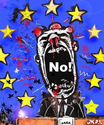 Las elecciones europ...