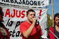Rosario: acto del 1� de mayo del Frente de Izquierda y los Trabajadores