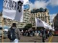 Sigue la huelga de hambre por la urbanizaci�n de las villas