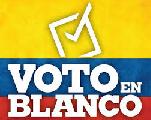 Si amas a Colombia, este domingo vota en blanco