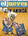 Una decena de humoristas deja 'El Jueves' tras la retirada de la portada sobre el rey