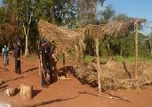 Violento desalojo a ind�genas en Paraguay arroja saldo de 16 heridos