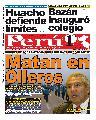 Per�: Calumnias contra Pampa Pacta en noticiero 24 Horas