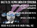 �Marcha contra la Represi�n en C�rdoba�