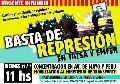 Trabajadores de EMFER-TATSA movilizan al Ministerio de Interior