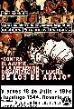 Charla debate 'Aproximacion a la coyuntura Argentina desde una perspectiva anarquista'