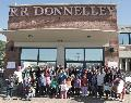 Carta de las familias de los trabajadores de Donnelley