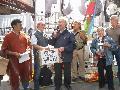 Randazzo no recibió a delegación que pide la libertad de wichis detenidos