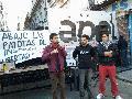 FUBA: �Cuestionamos la autoridad pol�tica del gobierno formose�o�