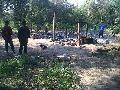 Incendios intencionales en viviendas de la comunidad qom Potae Napocna Navogoh