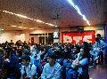 M�s de 200 personas en asamblea del PTS de Rosario, junto al diputado Nicol�s del Ca�o