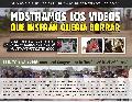 FUBA y representantes wich� mostrar�n videos que Insfr�n quer�a borrar