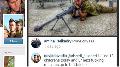 �Cuanto vale la cabeza de este militar degenerado criminal y cobarde israel�?