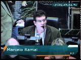Marcelo Ramal celebr� la aparici�n del nieto de Estela de Carlotto y defendi� el BNDG
