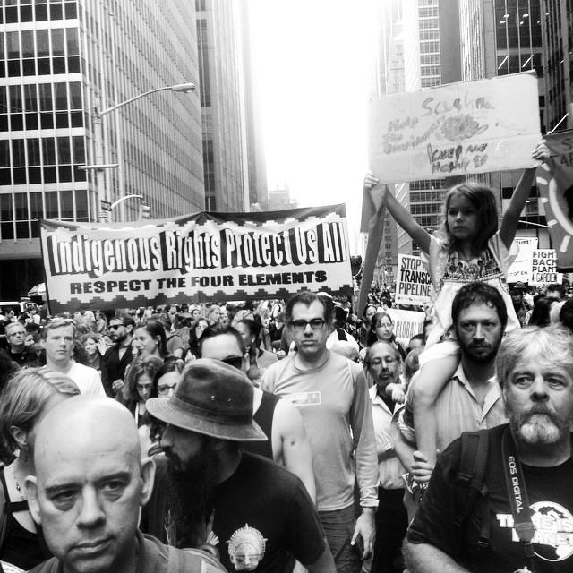 Marcha de los Pueblo...