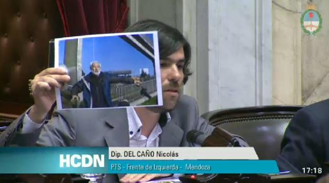 Nicolás del Caño: &q...