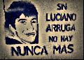 "Luciano Arruga: ""Se está abriendo un camino que se ganó con la lucha"""