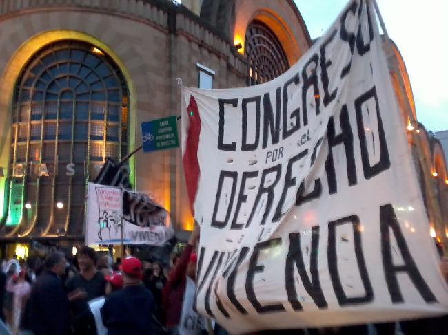 Corte de Corrientes ...