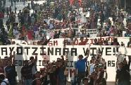 Matanza de estudiantes en Iguala: Terrorismo del narcoestado mexicano