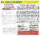 Perú: Huarochiri, Salió revista El Orellano