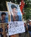 Marcha por justicia para Franco Casco