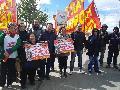 Juicio contra trabajadores estatales: comitiva solidaria viaj� a R�o Gallegos