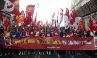 Italia: La clase trabajadora ha vuelto. ¡Un millón en la calle!